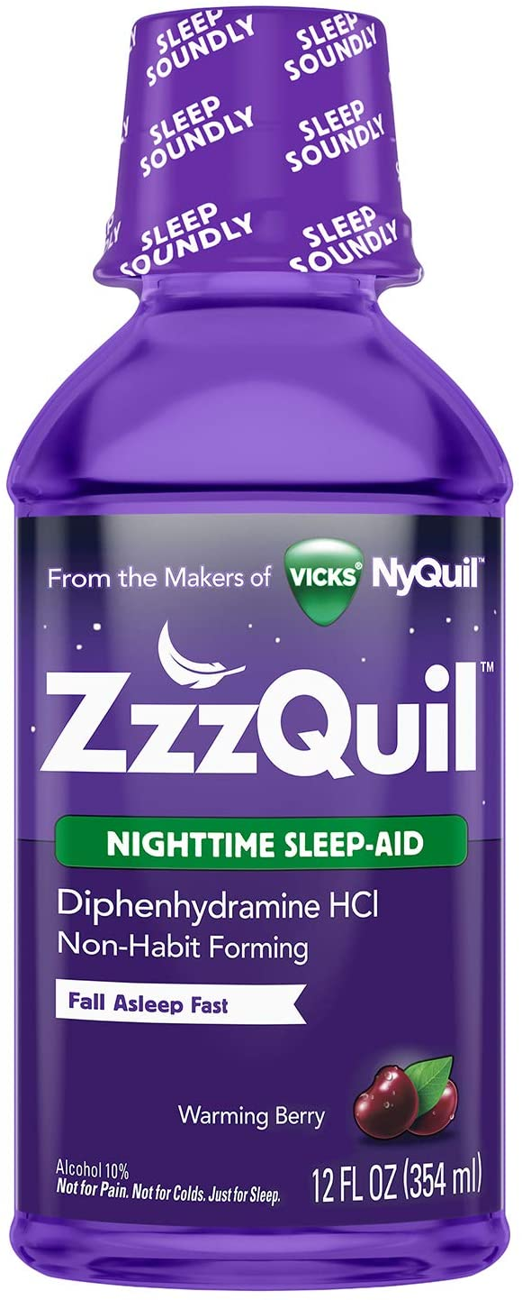 ZZZQUIL NYQIL