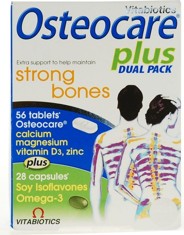 OSTEOCARE PLUS (DUAL PACK) 56+28 TAB
