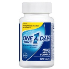 ONE A DAY MEN 100 TAB